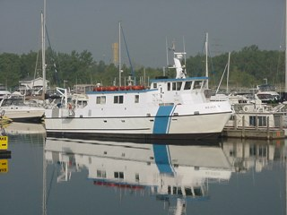 W.G. Jackson Research Vessel